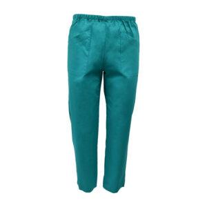 Pantalone verde - elastico
